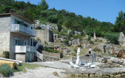 Pokrivenik (Chorvatsko, Hvar), tady jsem byl